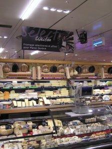 """Dans tous les Manor de Suisse Romande, vous trouverez les meilleurs fromages au lait cru, dans le rayon """"Claude Luisier Affinage"""""""