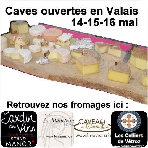 fromages_Luisier_vins_Valais