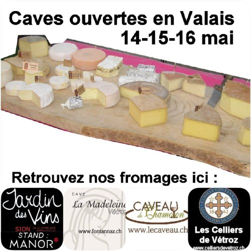 fromages_Luisier_vins_Valais