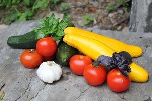 courgettes_tomates_basilic_légumes_fondue_Luisier_fromages